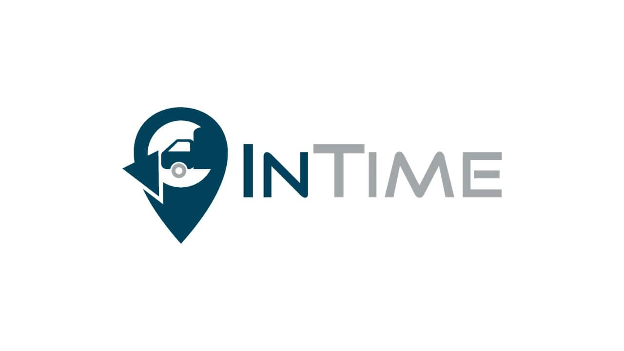 logo InTime, ottimizzare la logistica distributiva