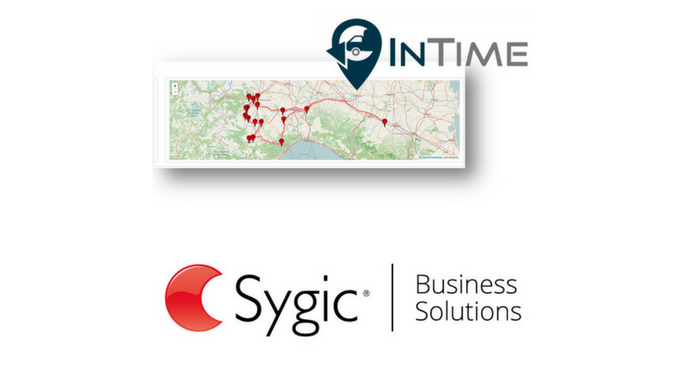 LAC InTime & Sygic Business Solutions